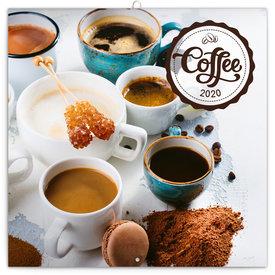 Presco Kaffee Duftend Kalender 2020