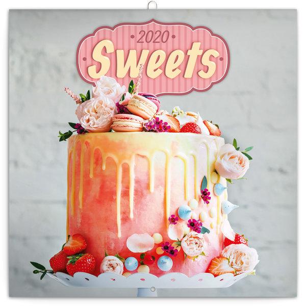Presco Süßigkeiten - Sweets Kalender 2020