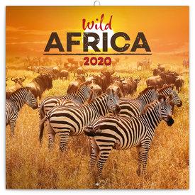 Presco Afrika - Wild Africa Kalender 2020