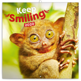 Presco Keep Smiling Kalender 2020