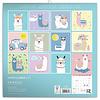 Lamas - Happy Llamas Kalender 2020