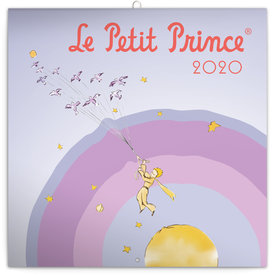 Presco Le Petit Prince Kalender 2020
