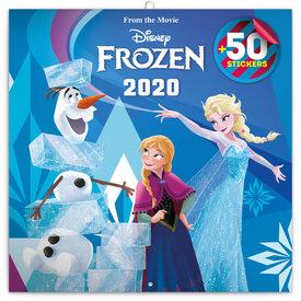 Presco Frozen Kalender 2020