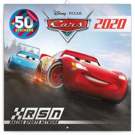 Presco Cars 3 Kalender 2020