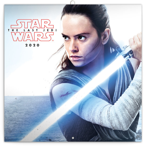 Presco Star Wars The Last Jedi Kalender 2020