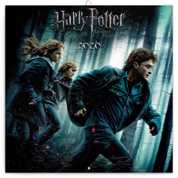 Presco Harry Potter Kalender 2020