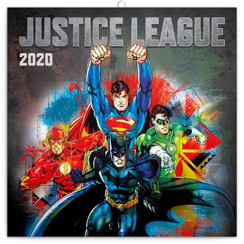 Justice League Kalender 2020