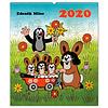 Het Molletje - The Little Mole 48x56 Kalender 2020