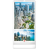Asien - All About Asia 33x64 Kalender 2020