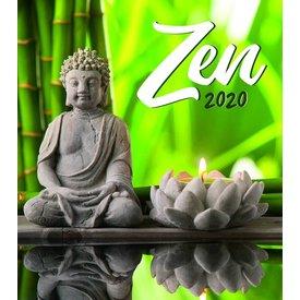 Presco Zen 30x34 Kalender 2020