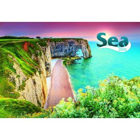 Presco Meer - Sea 48x33 Kalender 2020