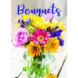 Presco Bloemen - Bouquets 33x46 Kalender 2020