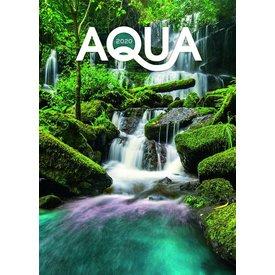 Presco Water - Aqua 33x46 Kalender 2020
