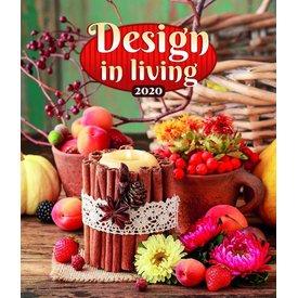 Presco Design in Living 48x56 Kalender 2020