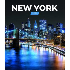 Presco New York 48x56 Kalender 2020
