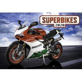 Presco Superbikes 48x33 Kalender 2020