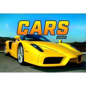Presco Auto's - Cars 48x33 Kalender 2020