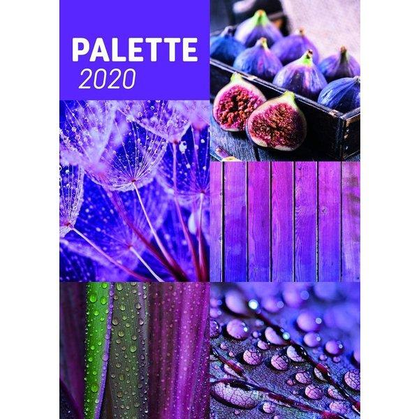 Presco Palette 33x46 Kalender 2020