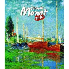 Presco Claude Monet 48x56 Kalender 2020