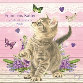 Plenty Gifts Francien's Katten Kalender 2020