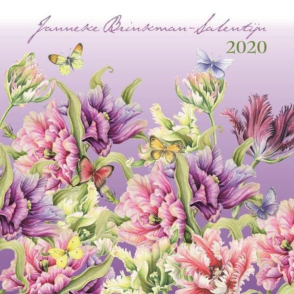 Comello Janneke Brinkman Kalender 2020