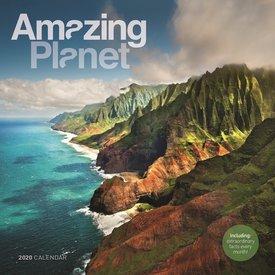 Carousel Amazing Planet Kalender 2020