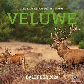 Plenty Gifts Nationalpark Hoge Veluwe Kalender 2020