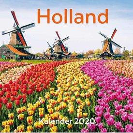 Plenty Gifts Nederland - Holland Kalender 2020