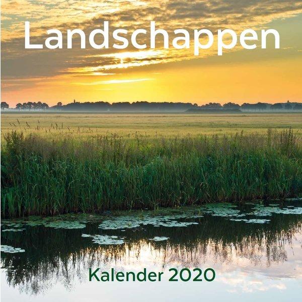 Plenty Gifts Landschappen Kalender 2020