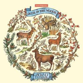 Carousel Emma Bridgewater Deer Kalender 2020