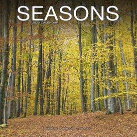 Avonside Jaargetijden - Seasons Kalender 2020