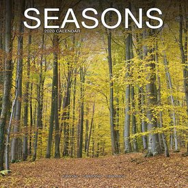 Avonside Jahreszeiten - Seasons Kalender 2020