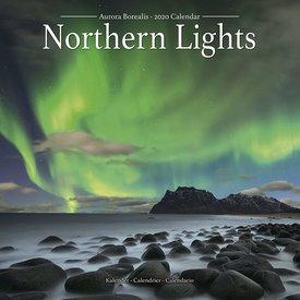 Avonside Das Nordlicht - Northern Lights Kalender 2020