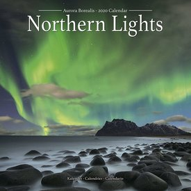 Avonside Noorderlicht - Northern Lights Kalender 2020