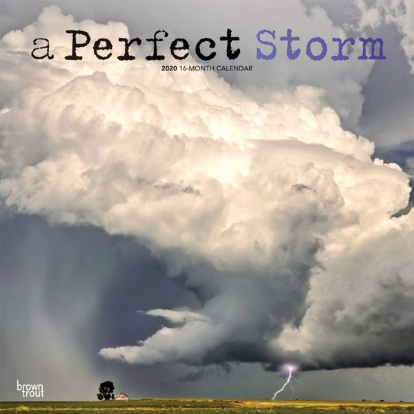 Browntrout A Perfect Storm Kalender 2020