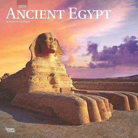 Browntrout Egypte - Ancient Egypt Kalender 2020