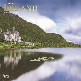 Browntrout Ierland - Ireland Kalender 2020