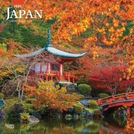 Browntrout Japan Kalender 2020