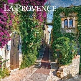 Browntrout Frankreich - Provence Kalender 2020