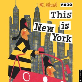 Universe Publishing This is New York Kalender 2020