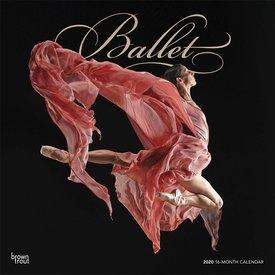 Browntrout Ballett Kalender 2020