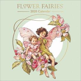 Portico Designs Feeën - Flower Fairies Kalender 2020