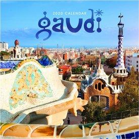 Carousel Gaudi Kalender 2020
