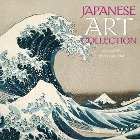 Graphique de France Japanese Art Collection Kalender 2020