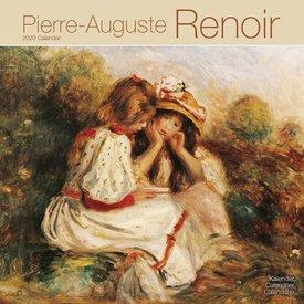 Avonside Renoir Kalender 2020