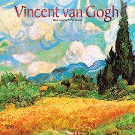 Browntrout Vincent van Gogh Kalender 2020