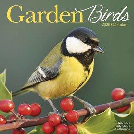 Avonside Garden Birds Kalender 2020