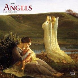 Browntrout Engelen - Angels Kalender 2020