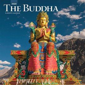 Browntrout Boeddha - The Buddha Kalender 2020