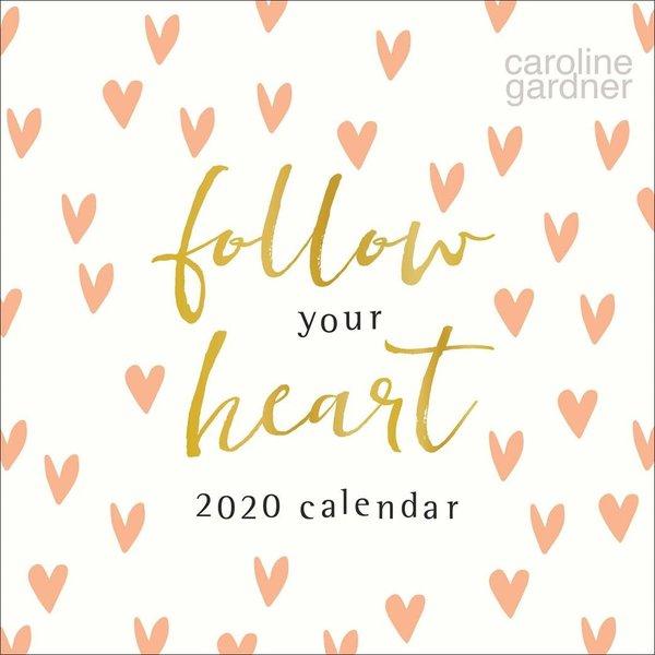 Portico Designs Caroline Gardner Kalender 2020